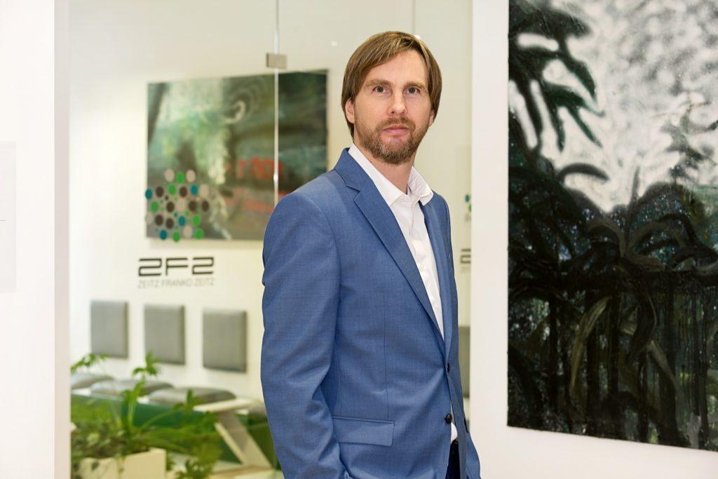 Augenarzt Dr. Philipp Franko Zeitz